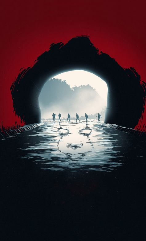 2019 movie, IT chapter 2, poster, movie, 1280x2120 wallpaper