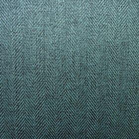 Herringbone Tweed Blue Herringbone Tweed Tweed Fabric Tweed
