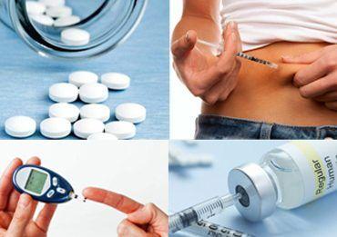 De bajar peso para insulina