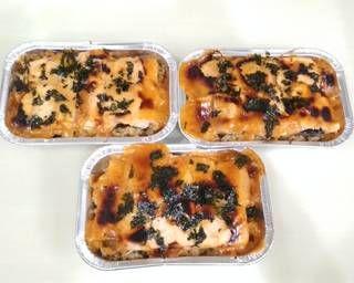 Resep Salmon Kani Mentai Oleh Adintifa Resep Makanan Resep Salmon Memasak