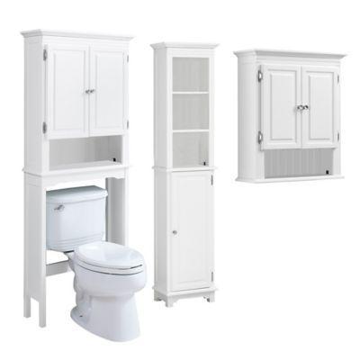 The Elegant Wakefield Bathroom Furniture Provides Lots Of Storage Both With Doors And Without For Bathroom E Bath Furniture Restroom Remodel Bathroom Storage