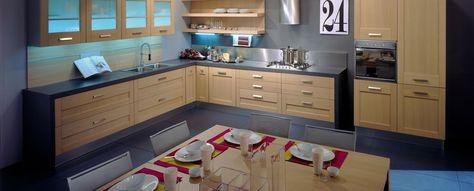 Adora Rovere Chiaro Kitchen Cabinets Home Decor Kitchen