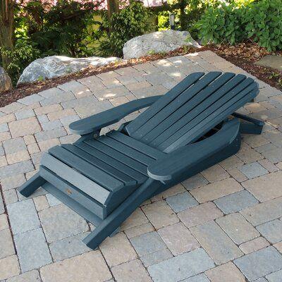 Sol 72 Outdoor Anette Plastic Folding Adirondack Chair Wayfair
