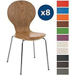 Le migliori sedie per cucina.