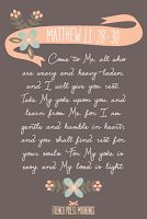 Encouraging Wednesdays ... Free Printables- French Press Mornings