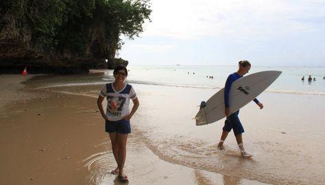 Pantai Padang Padang Tempat Wisata Di Bali Yang Jarang