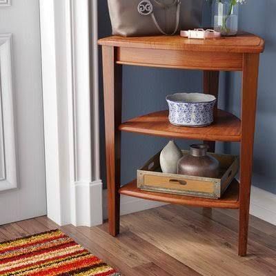 Triangle Side Table Ikea End Tables Small End Tables Corner Table