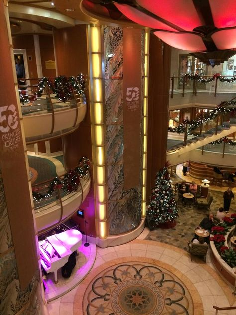 Our halls are decked for the holidays and for our 50th Anniversary celebrations this season!