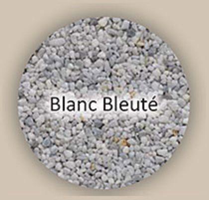 Tapis De Pierre Kit De 63 M Blanc Bleute En 2 4mm 42 Sacs 6 Kits Resoprim 14 Kit Resofix Terrasse Resine Revetement Terrasse Resine