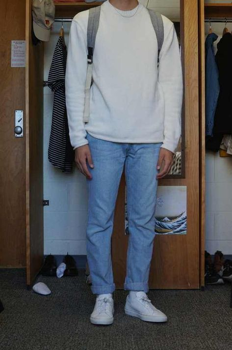 Took a fit pic a day for a few months. Here are some of my favorites. (Personal Inspo Album) - Imgur