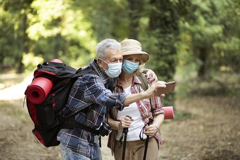 Despite COVID-19 risks, older people experience higher emotional well-being than younger adults | Stanford News