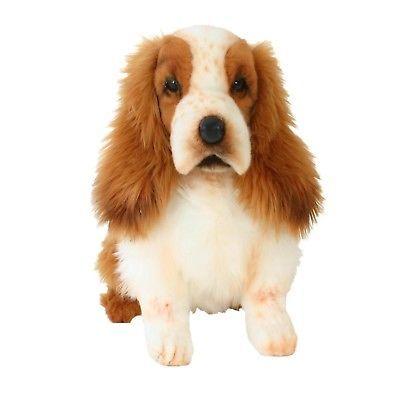 Hansa 95265 Hansa Coker Spaniel Puppy 12 Plush Buy It Now Only 64 49 On Ebay Hansa Coker Span Spaniel Puppies Cocker Spaniel Puppies Puppy Plush Toys