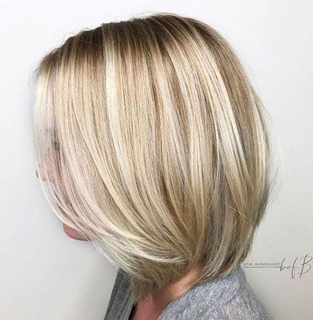 Frisuren 2020 Hochzeitsfrisuren Nageldesign 2020 Kurze Frisuren Bob Frisur Haarschnitt Bob Frisuren Blond