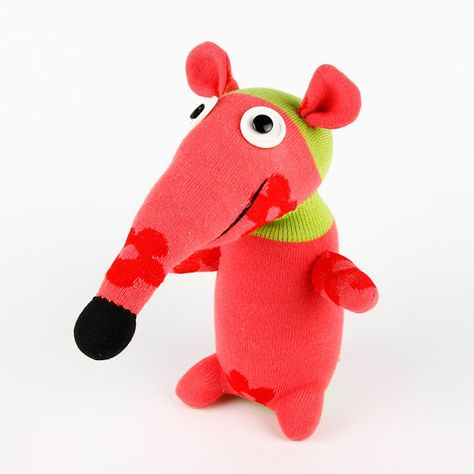 45 Ideas Baby Toys Handmade Sock Animals