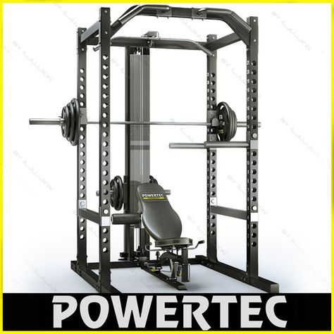powertec wb pr10 workbench power 3d 3ds  3d model  home