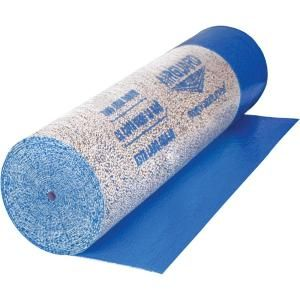 Quietwalk 100 Sq Ft 3 Ft X 33 3 Ft X 3 Mm Underlayment W Sound Barrier And Moisture Barrier For Laminat Engineered Wood Floors Underlayment Mold And Mildew