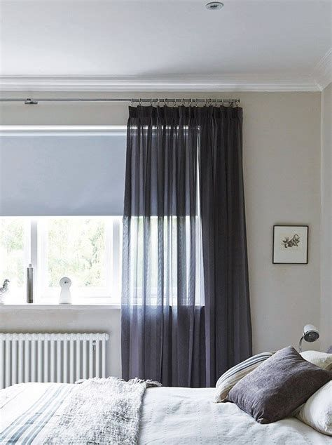 40 Bedroom Curtain Ideas For Master Small And Children Bedroom Curtains With Blinds Voile Curtains Curtains Bedroom