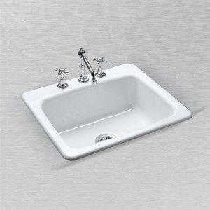 Malibu 757 5 Kitchen Sink 25 X 22 Sink Single Bowl Kitchen