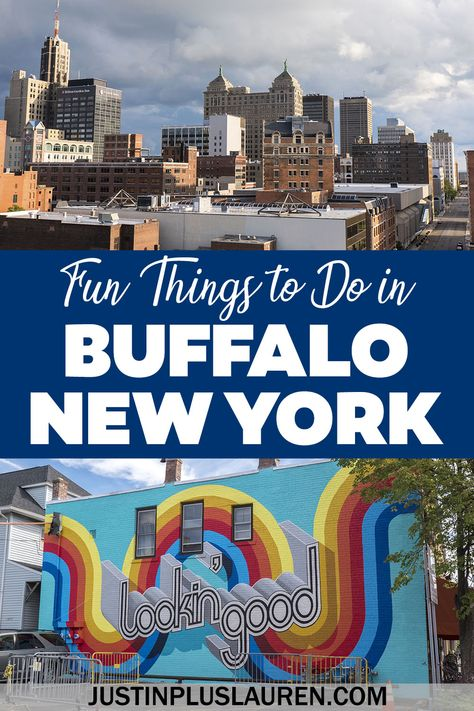 Fun Things to Do in Buffalo NY: The Most Amazing Activities in Buffalo
