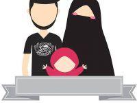 Gambar Kartun Muslimah Bercadar 1 Keluarga Kartun Gambar Gambar Kartun