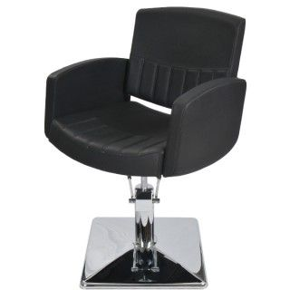 Scaune Salon Coafura.Scaun De Coafor Apollo Negru In 2019 Salon Coafura Scaune