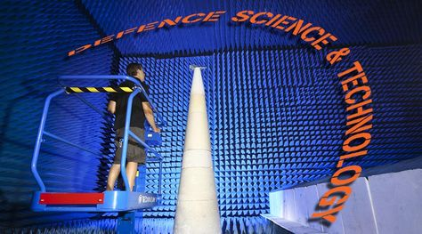 Defence Science and Technology engaged in Partnerships Week - CONTACT magazine