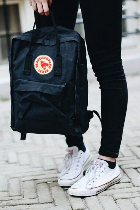 fjallraven kanken - carry on backpack