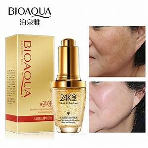 Bioaqua 24k Gold Skin Care Serum In 2020 Gold Skin Skin Care Serum Skin Care