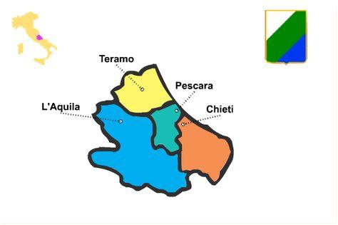 Region Abruzzen Die Italienischen Regionen Italien Italien