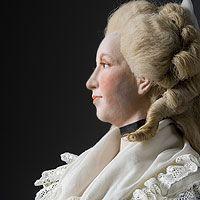 Right Closup Color Image Of Countess Jeanne De La Motte Aka Jeanne De Valois Saint Remy By George Stuart Jeanne Saint