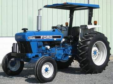 Ford New Holland 4630 Tractor 6 Volumes Workshop Service Repair