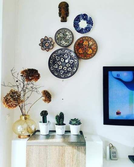 28 Ideas Wall Decoration Plates Display Ideas Wall Plate Wall