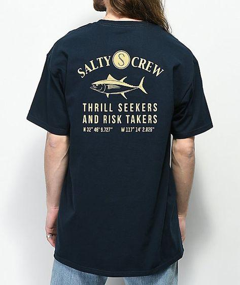 Salty Crew tee