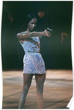 Naomi Campbell, Versace Menswear s/s 1998