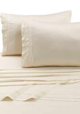 Tribeca Living 300 Thread Count Rayon From Bamboo Pillowcases Set