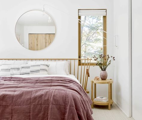 Budget Power Couples: Beds And Nightstands For Every Style (All Under $600) - Emily Henderson