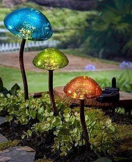 50 Beautiful Solar Garden Decoration Ideas The Best Ara Home Solar Garden Gardendesign Solar Lights Garden Solar Landscape Lighting Outdoor Solar Lights