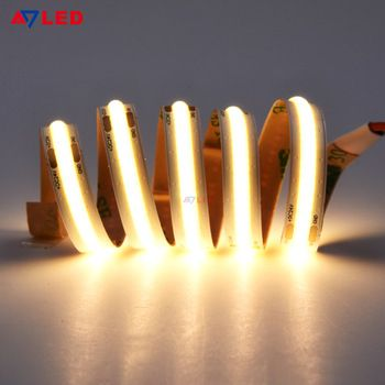 Flexible Bendable Led Strip Lighting Cob 14w Led Strip Lighting Strip Lighting Flexible Led Strip Lights
