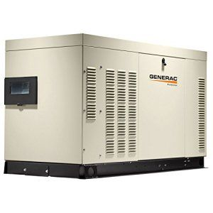 Generac Rg03015ansx Protector Series 27kw Liquid Cooled Standby Generator Diesel Powered Single Phase Steel Enclosed Discontinued By Manufactu Standby Generators