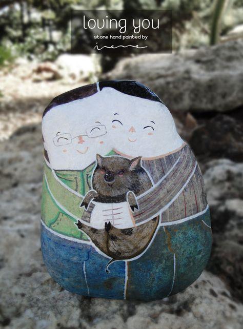 Irene Fenollar (stones)