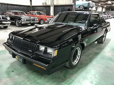Ad Ebay Link 1987 Buick Grand National T Tops Low Miles 1987 Buick Grand National In 2020 Buick Grand National 1987 Buick Grand National Grand National