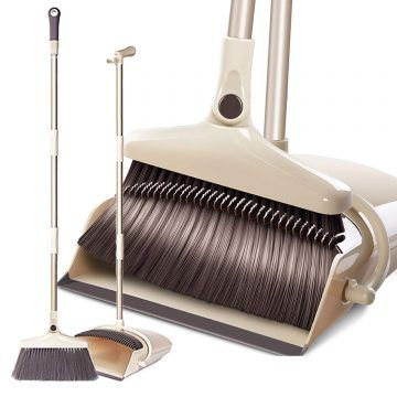 Frmarch Broom Dustpan Sets Dust Pan Broom And Dustpan Best Broom Dust pan and broom sets