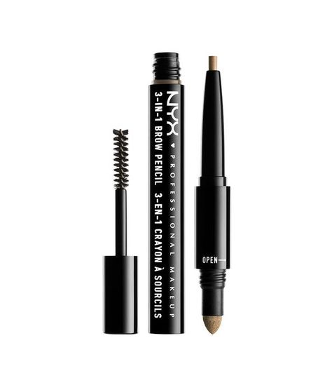 3 In 1 Brow Pencil Best Eyebrow Products Drugstore Eyebrow