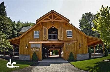 Image Result For Cool Pole Barn Ideas Barn Apartment Barn