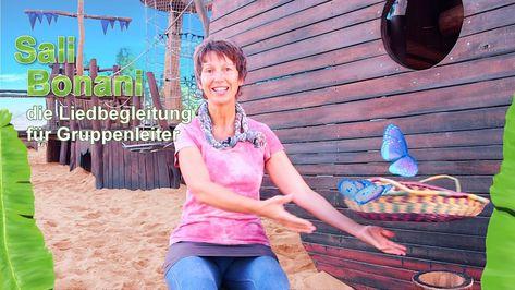 Sali Bonani Die Liedbegleitung Für Gruppenleiter Kinder