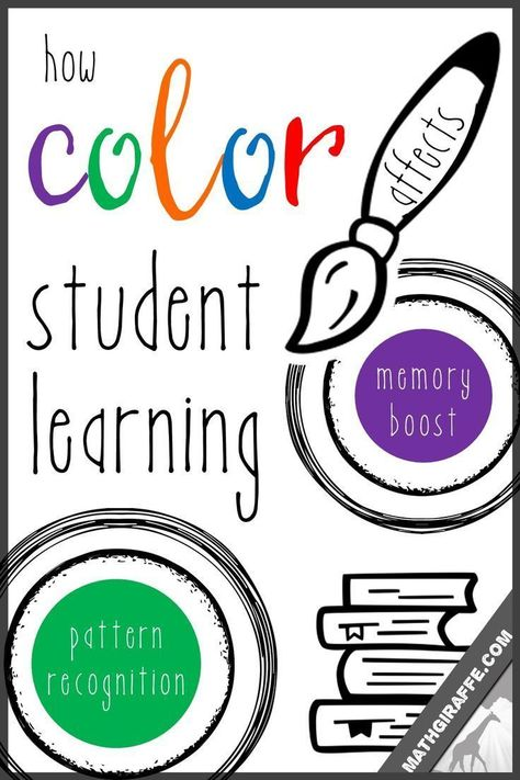 How Color Affects Student Learning