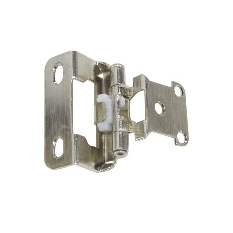Self Close Partial Wrap Kitchen Cabinet Hinges 1 4 Inch Overlay Door Hinges Ch199bsn Kitchen Cabinets Hinges Cupboard Hinges Glass Door Hinges
