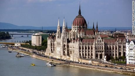Inside The Hungarian Parliament Building Cnn Budapest Places To Travel Hungary
