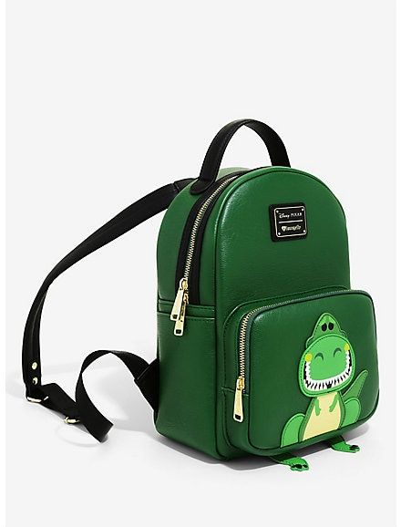 cb008eb3df1 Loungefly Disney Pixar Toy Story Rex Mini Backpack - BoxLunch Exclusive,
