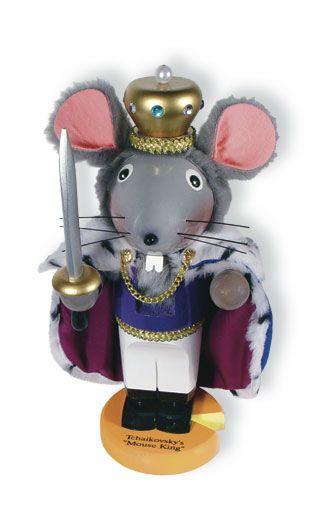 The Nutcracker ballet - the mouse king